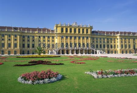 schonbrunn palace unesco world heritage site