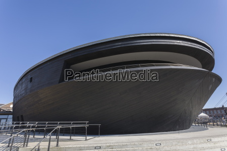the new mary rose museum hm