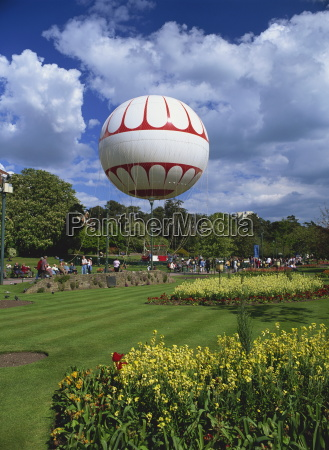 the bournemouth eye a tethered balloon