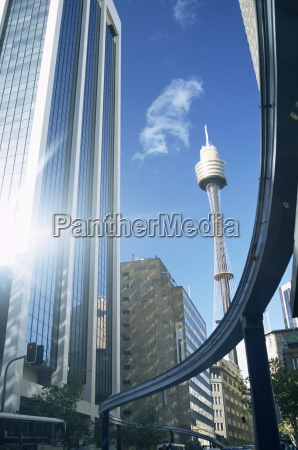 modern buildings sydney new south wales