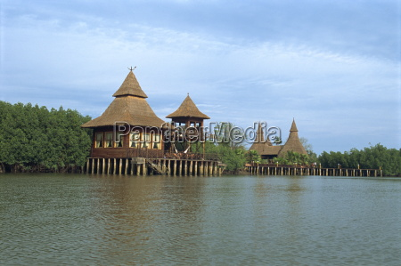 makasutu eco lodge near banjul gambia