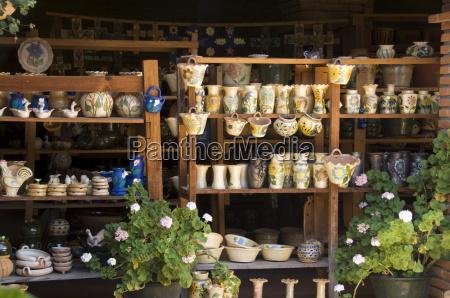 pottery for sale oaxaca mexico north