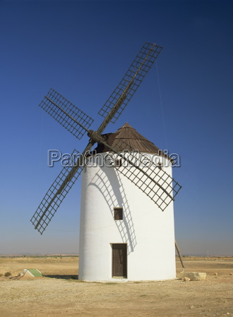 one of the windmills above the