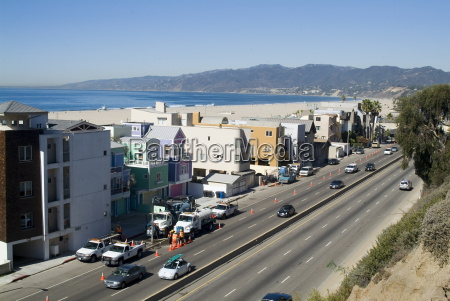 pacific coast highway santa monica california