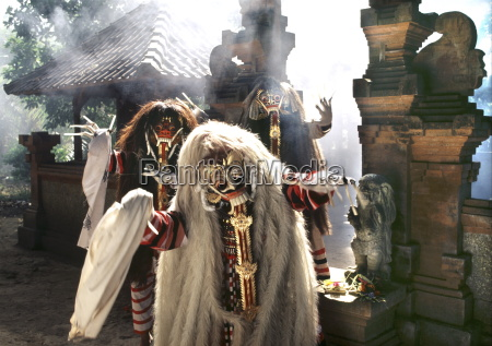 rangdas witches bali indonesia southeast asia