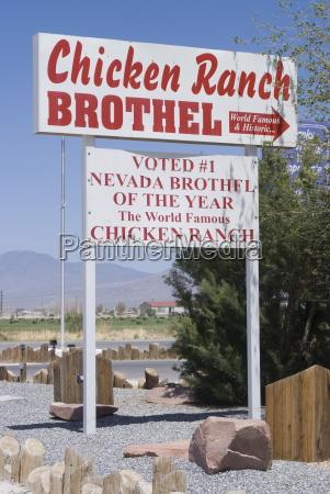chicken ranch legal brothel pahrump nevada