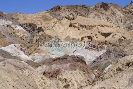 artists palette artists drive death valley