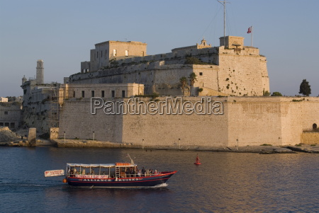 fortress of the three cities cospicua