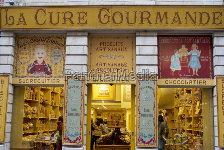 la cure gourmand sweet biscuit and