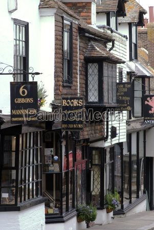 lion street rye sussex england united