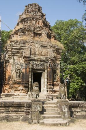 preah ko temple ad879 roluos group