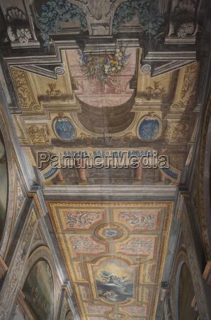 highly, decorated, interior, corridor, , grand, master's - 20666311