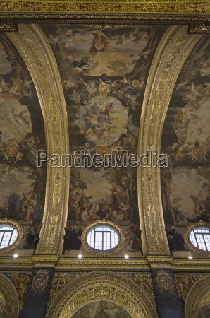 interior, of, st., johns, co-cathedral, , valletta, - 20666449