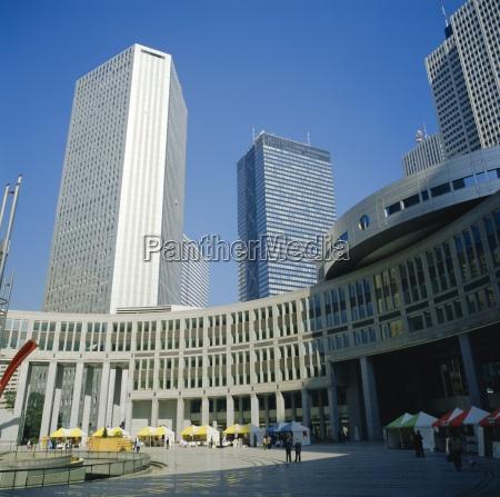 tokyo metropolitan government offices shinjuku tokyo
