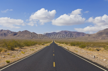 straight road daylight pass road highway