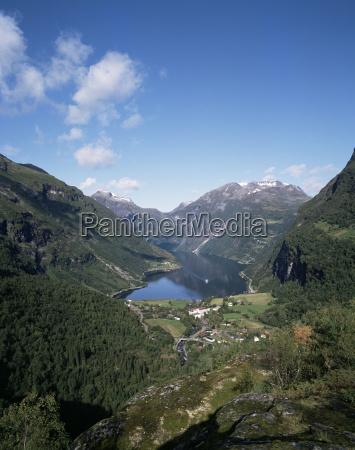 more og romsdal geirangerfjord unesco world