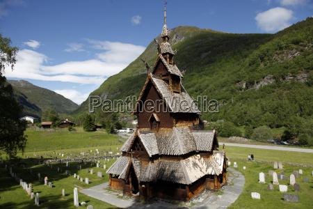 borgund stave church sogn og fjordane