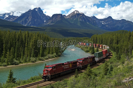 morants curve bow river canadian pacific