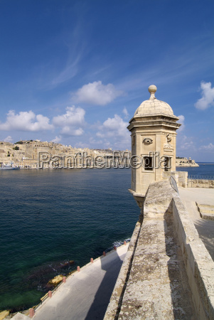 fort st michael senglea grand harbour