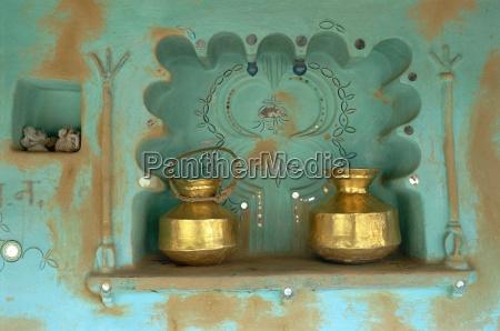 paseo viaje india fuera decoracion estilo