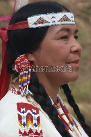 wife of kiowa indian chief gallup