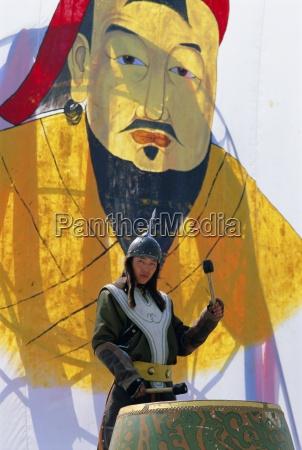 tournament naadam festival ulaan baatar ulan
