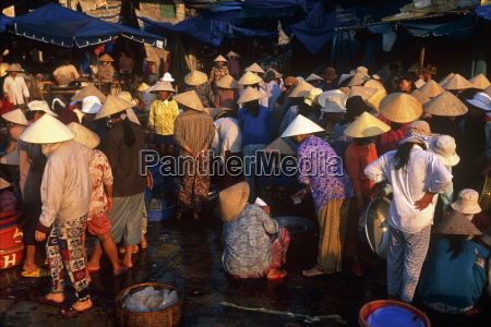 the market hoi han hoi an