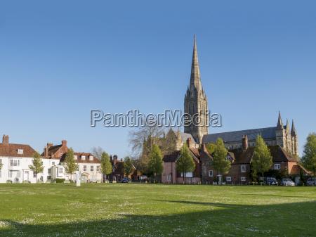 salisbury cathedral salisbury wiltshire england united