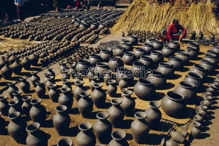 potters square bhaktapur nepal