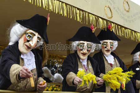 basel switzerland carnival 2017