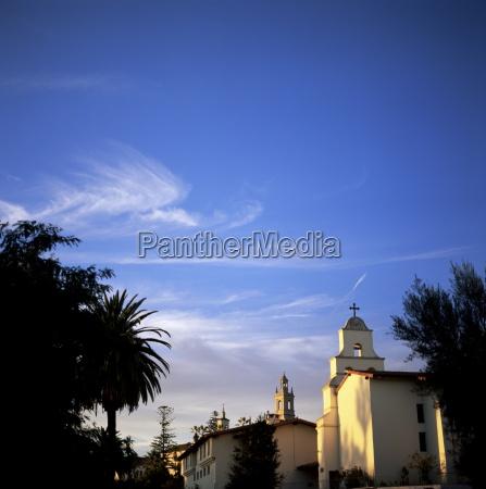 santa barbara mission founded in 1786