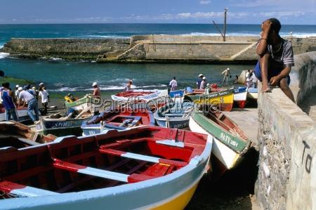 port of ribeira grande north coat