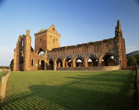 sweetheart abbey dating from 13th and