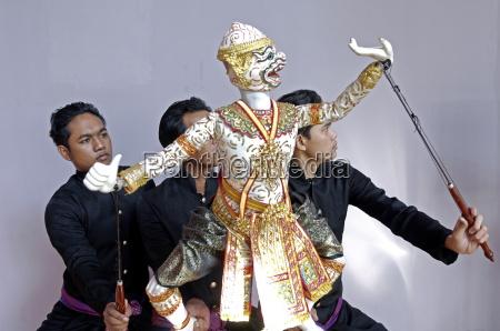 character from the ramayana joe louis