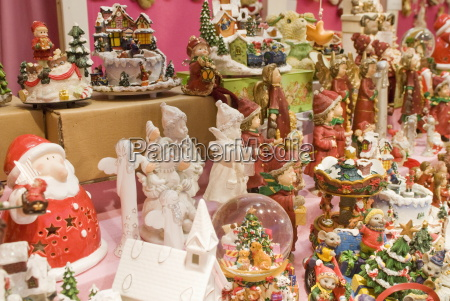 christmas decorations stall christkindlmarkt christmas market
