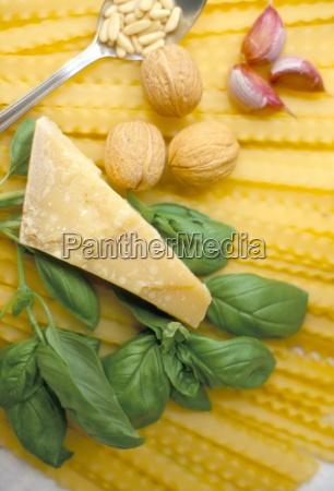 ingredients for pesto italy europe