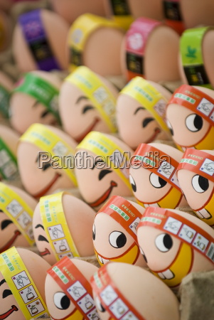 painted eggs for sale dali yunnan