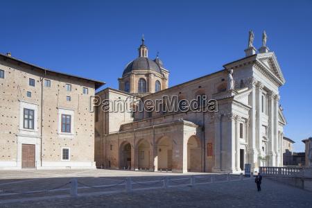 duomo cathedral urbino unesco world heritage