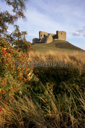 duffus castle one of the finest