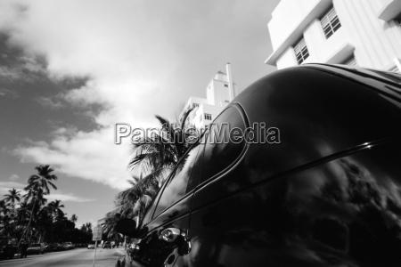pt cruiser in south beach miami
