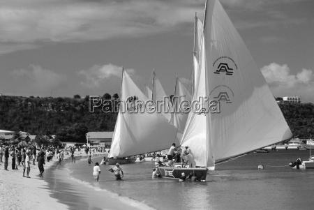 yacht race anguilla british west indies