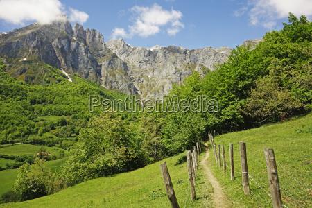 fuente de picos de europa parque