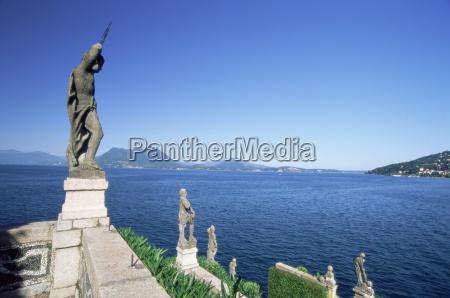 isola bella boromean islands lake maggiore