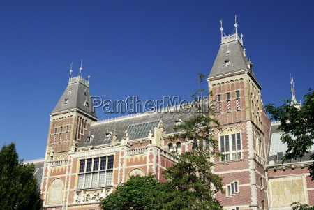rijksmuseum amsterdam the netherlands holland europe