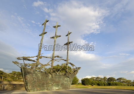 national famine monument commemorating 150 year