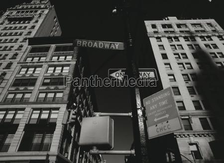 broadway new york city new york