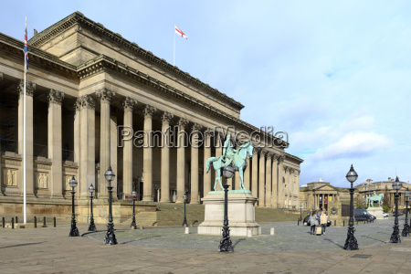 st georges hall st georges place