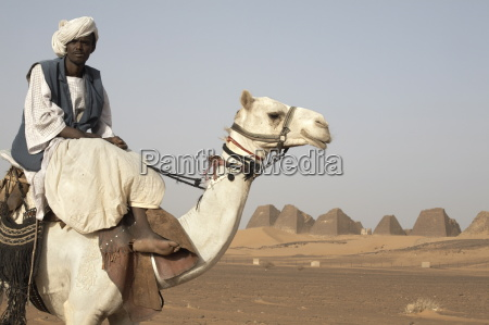 the pyramids of meroe sudans most