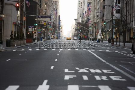 fire lane new york united states