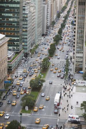 park avenue manhattan new york city